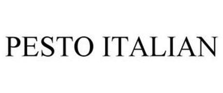 PESTO ITALIAN