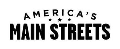AMERICA'S MAIN STREETS