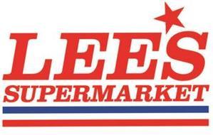 LEE'S SUPERMARKET