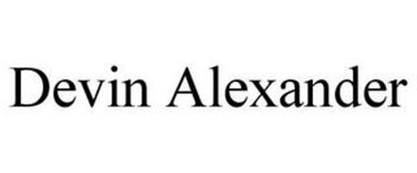 DEVIN ALEXANDER
