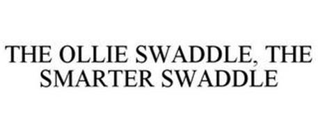 THE OLLIE SWADDLE, THE SMARTER SWADDLE