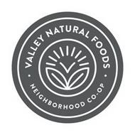 VALLEY NATURAL FOODS ¿ NEIGHBORHOOD CO-OP ·