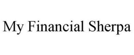 MY FINANCIAL SHERPA