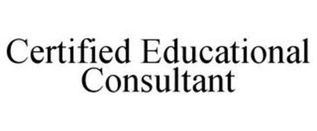 CERTIFIED EDUCATIONAL CONSULTANT