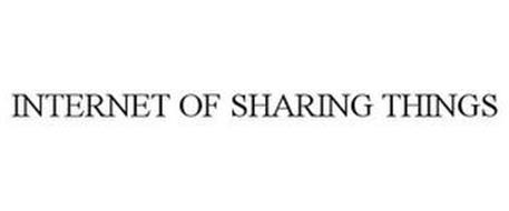 INTERNET OF SHARING THINGS