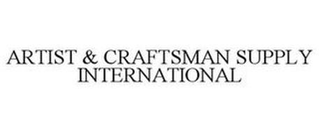 ARTIST & CRAFTSMAN SUPPLY INTERNATIONAL