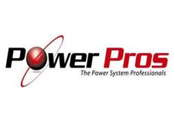 POWER PROS THE POWER SYSTEM PROFESSIONALS