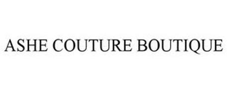 ASHE COUTURE BOUTIQUE
