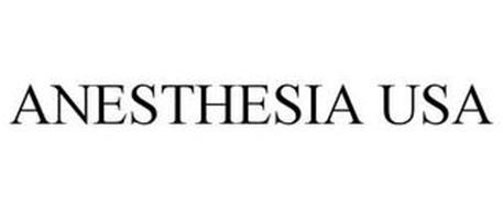 ANESTHESIA USA