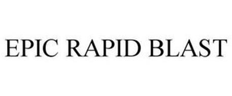 EPIC RAPID BLAST