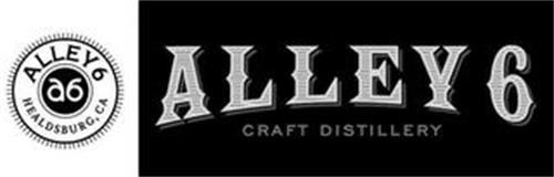 ALLEY 6 CRAFT DISTILLERY A6 HEALDSBURG, CA