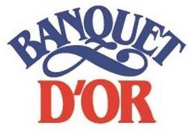 BANQUET D'OR