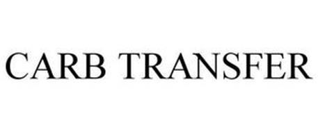 CARB TRANSFER