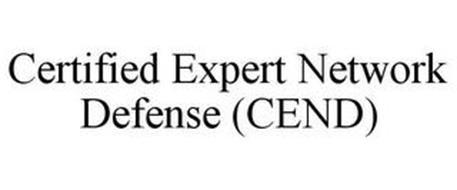CERTIFIED EXPERT NETWORK DEFENSE (CEND)