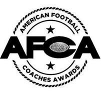 AFCA AMERICAN FOOTBALL COACHES AWARDS
