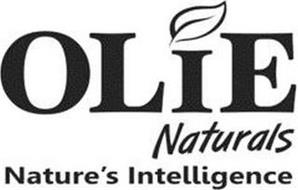 OLIE NATURALS NATURE'S INTELLIGENCE