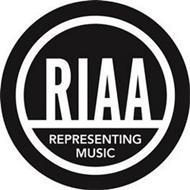 RIAA REPRESENTING MUSIC