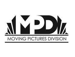 MPD MOVING PICTURES DIVISION