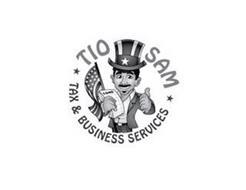 TIO SAM, TAX & BUSINESS SERVICES, 1040
