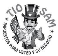 TIO SAM, IMPUESTOS PARA USTED Y SU NEGOCIO, 1040