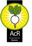 ACR POWERED BY HAZERA