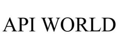 API WORLD