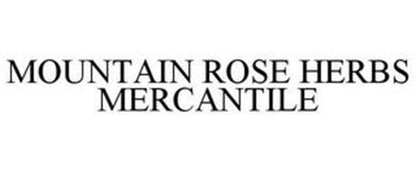 MOUNTAIN ROSE HERBS MERCANTILE