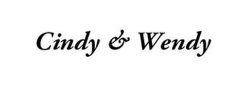 CINDY & WENDY