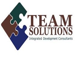 TEAM SOLUTIONS INTEGRATED DEVELOPMENT CONSULTANTS