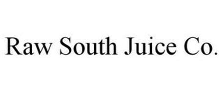 RAW SOUTH JUICE CO.