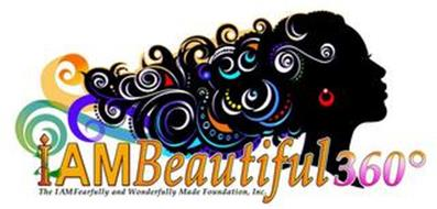 I AM BEAUTIFUL 360 º I AM FEARFULLY ANDWONDERFULLY MADE FOUNDATION, INC