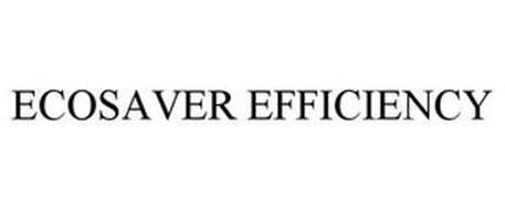 ECOSAVER EFFICIENCY