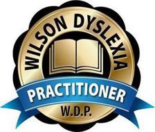WILSON DYSLEXIA PRACTITIONER W.D.P.