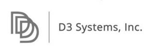 DDD D3 SYSTEMS INC.