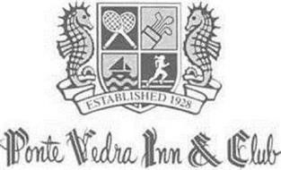 ESTABLISHED 1928, PONTE VEDRA INN & CLUB
