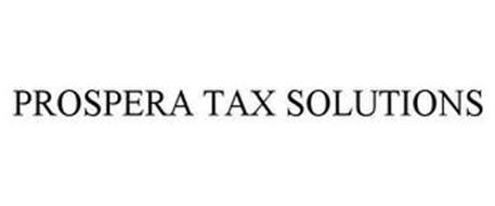 PROSPERA TAX SOLUTIONS