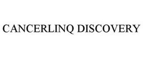 CANCERLINQ DISCOVERY