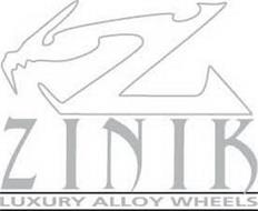 Z ZINIK LUXURY ALLOY WHEELS