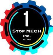 1 STOP MECH INC. EST 2009