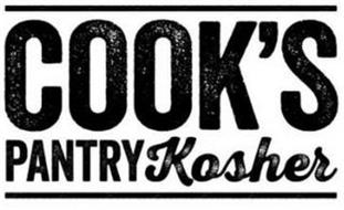 COOK'S PANTRY KOSHER