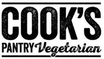 COOK'S PANTRY VEGETARIAN