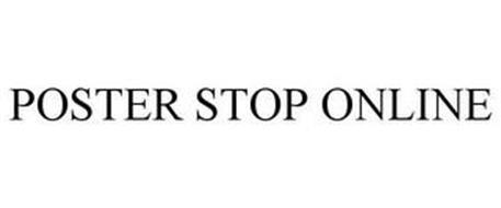 POSTER STOP ONLINE