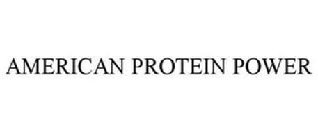 AMERICAN PROTEIN POWER