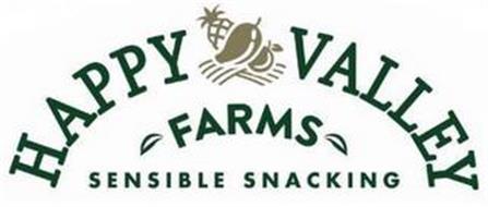 HAPPY VALLEY FARMS SENSIBLE SNACKING