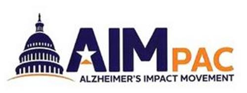 AIM PAC ALZHEIMER'S IMPACT MOVEMENT