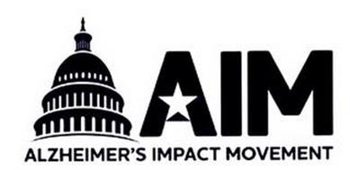 AIM ALZHEIMER'S IMPACT MOVEMENT