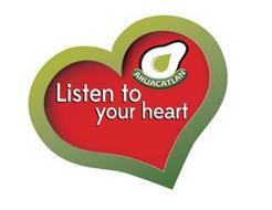AHUACATLAN LISTEN TO YOUR HEART