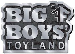 FF BIG BOYS' TOYLAND