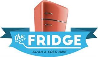 THE FRIDGE GRAB A COLD ONE