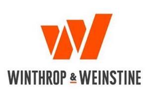 W WINTHROP & WEINSTINE